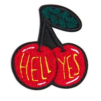 Hell Yes Chenille Patch