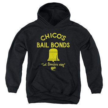 Bad News Bears - Chico's Bail Bonds Youth Pull Over Hoodie