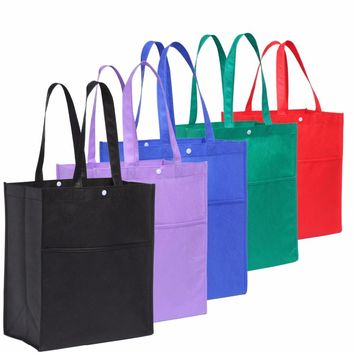 Eco Shopping/Tote Bag-Recyclable Fabric