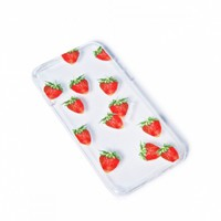 STRAWBERRY FIELDS IPHONE 6 CASE