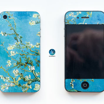 Blossoming Almonds iPhone Skin