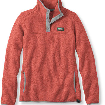 Bean's Sweater Fleece Pullover from L.L.Bean, Inc. | Outerwear