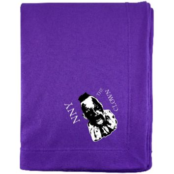 NNY The Clown G129E Gildan Sweatshirt Blanket
