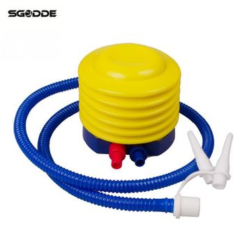 Top Quality Foot Inflatable Pump Inflatable Yoga Swimming Ring  Air Pump Small Tools for Inflatable Toy Ball Pool & Accessorie