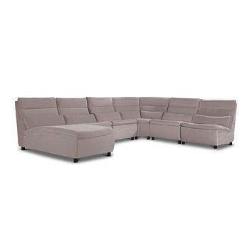 Soto 6pc Modular Sectional with Chaise