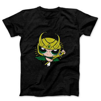 Powerpuff Girls Mens T Shirt