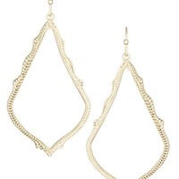 Sophee Drop Earrings in Gold - Kendra Scott Jewelry
