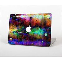 The Neon Paint Mixtured Surface Skin Set for the Apple MacBook Air 13""
