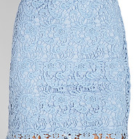 Finest Hour Lace Skirt