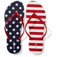Printed Flip-Flops for Women | Old Navy