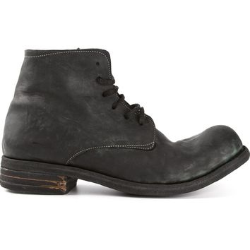 A Diciannoveventitre Distressed Ankle Boots