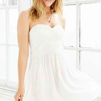 Kimchi Blue Grecian Strapless Dress - Urban Outfitters
