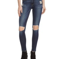FRAME High Skinny Jeans in Marlowe | Bloomingdales's
