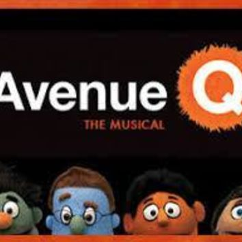 Avenue Q Stickers
