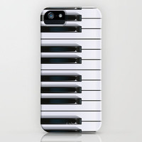 Piano iPhone Case by Rob Snow | Society6
