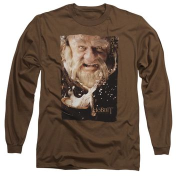 The Hobbit - Dori Long Sleeve Adult 18/1 Officially Licensed Shirt
