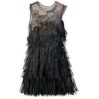 Walk the Line fringe dress - Polyvore