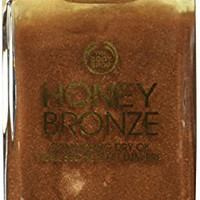 The Body Shop Honey Bronze Shimmering Dry Oil - Honey Kissed 3.3oz