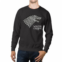 Winter Is Coming Game Of Thrones House Stark Unisex Sweaters - 54R Sweater
