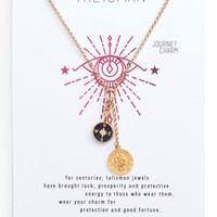 Dogeared Small Compass Cluster Pendant Necklace | Nordstrom