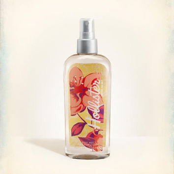 Girls Tropical Sea Salt Mist | Girls Fragrance & Body | HollisterCo.com