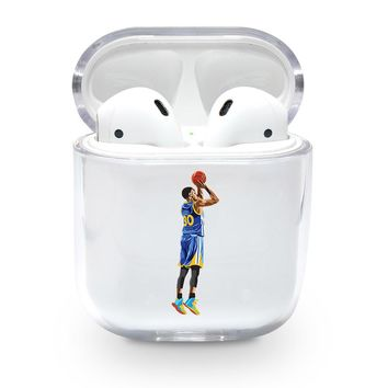 Steph Curry Clutch Jumper Airpods Case
