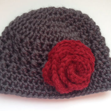 Cute Textured Beanie/ Hat - Any Color & Size Avalable