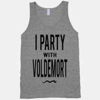 I Party With Lord Voldemort (Tank)