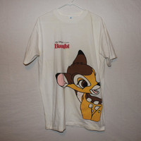 90s super cute bambi shirt