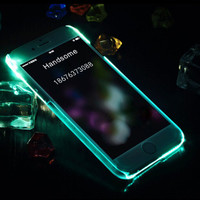 Mint Light Up Case For iPhone 7 se 5s 6 6s Plus +Gift Box