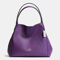 Edie 31 Shoulder Bag in Crossgrain Leather