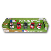 Top Dog 5-Piece Diecast Gift Set - MLB Boston Red Sox