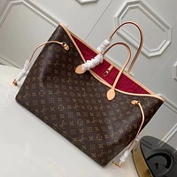 NEVERFULL large bag LV shopping bag daigou level