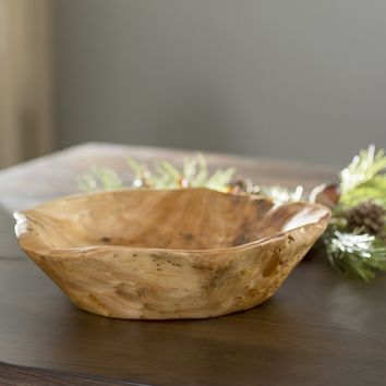 Clarita Flat Cut Serving Bowl