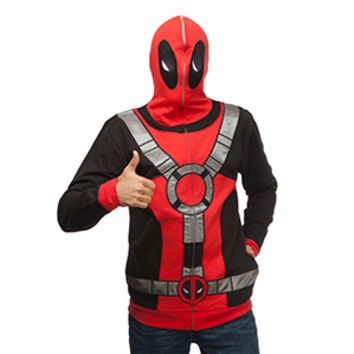 Deadpool Uniform Hoodie
