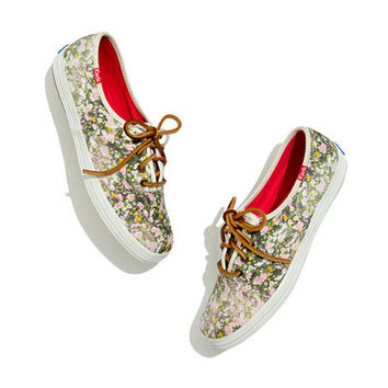 Keds® x Madewell Sungarden Sneakers - shoes & boots - Women's NEW ARRIVALS - Madewell
