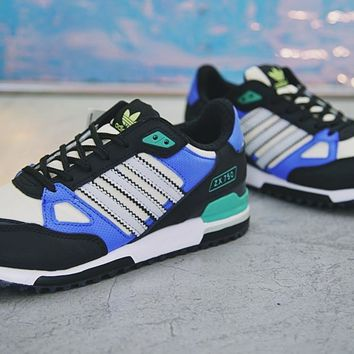 Adidas originals ZX750 Leather Running Shoe Q23662