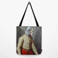 Tailor trooper Tote Bag by Startistunknown | Society6