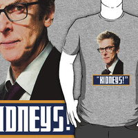 "Doctor Who ""Kidneys"""
