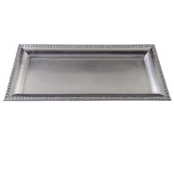 Ashland® Rectangular Jeweled Décor Tray