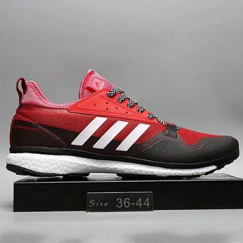 ADIDAS Men Running Sport Casual Shoes Sneakers Red G-A0-HXYDXPF