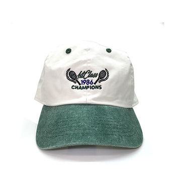 US Open Cap in 2 Tone Green