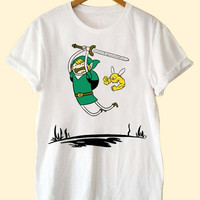 adventure time zelda clothing T Shirt Mens and T Shirt Girls customized