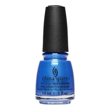 China Glaze - Crushin' On Blue 0.5 oz - #66224