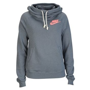 Nike Rally Funnel Neck PO Hoodie - Women's at Foot Locker