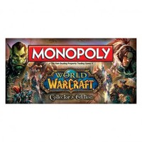 WORLD OF WARCRAFT MONOPOLY COLLECTORS EDITION - Warcraft