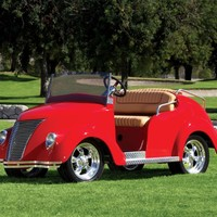 Coolest Golf Cart Ever. - OpulentItems.com