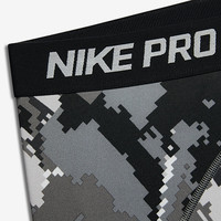The Nike Pro HyperWarm Women's Printed Training Tights.