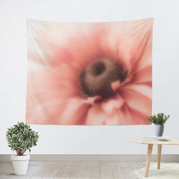 Fading Flower Tapestry