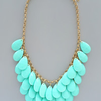 Aswan Mint Necklace